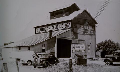 Glandorf Feed Co. 1942; Glandorf, Ohio